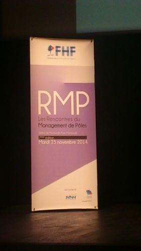 """Les 7ièmes rencontres du Management de Pôles. """"Le pôle : une dynamique de projets."""